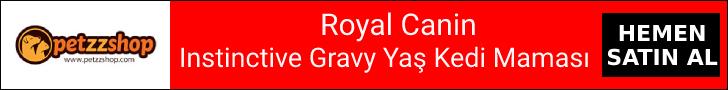 Royal Canin İnstınctive Gravy Pouch Kedi Maması