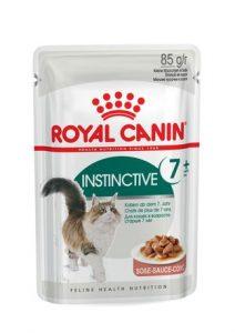 Royal Canin Instinctive +7 Gravy Yaş Kedi Maması