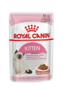 Royal Canin Kitten Gravy Yaş Yavru Kedi Maması