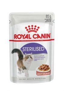 Royal Canin Sterilised Gravy Yaş Kedi Maması
