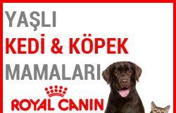 Royal Canin Yaşlı Kedi ve Köpek Mamaları